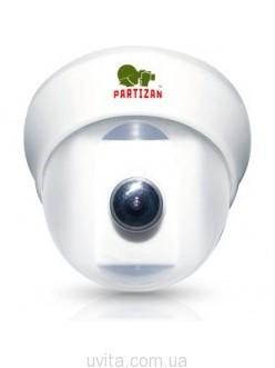 AHD видеокамера купольная Partizan CDM-236SM HD v3.0