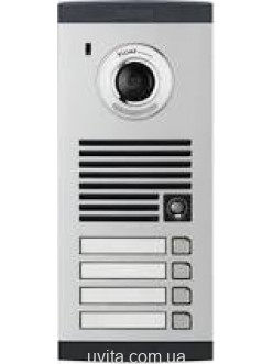 Многоквартирная вызывная видеопанель Kocom KVL-C304I