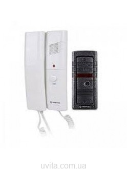 Комплект аудиодомофона и вызывной панели Tantos TS-203Kit